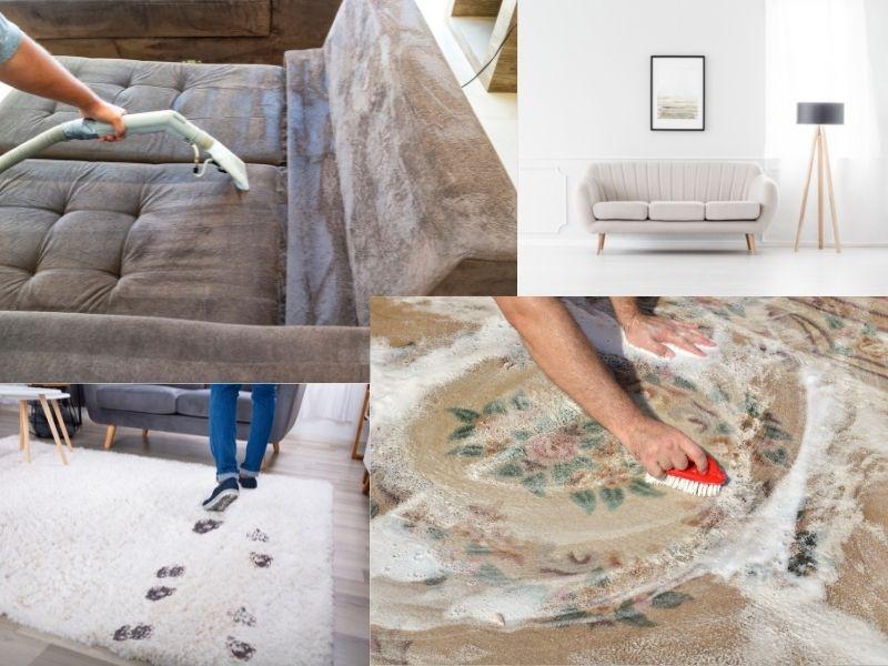 Dịch vụ giặt sofa, đệm, thảm của công ty giới thiệu người giúp việc Giúp Việc Tốt