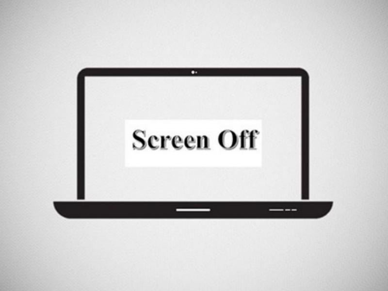 Các cách lau màn hình laptop