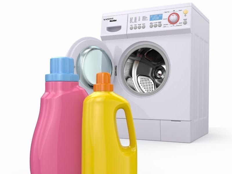 Cách cho nước xả vào máy giặt LG chính xác và an toàn