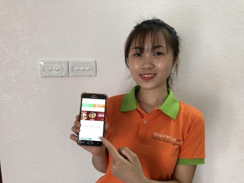 [22+] Đăng ký giúp việc nhà theo giờ tại Hà Nội
