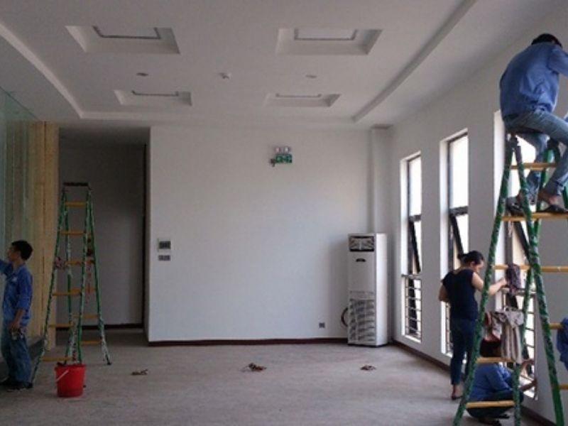[MỚI NHẤT] Dịch vụ dọn nhà sau xây dựng tại Hà Nội 2021