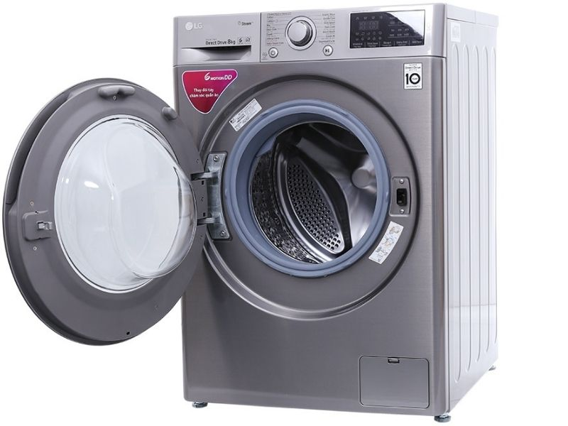 hưỡng dẫn cách cho nước xả vào máy giặt LG