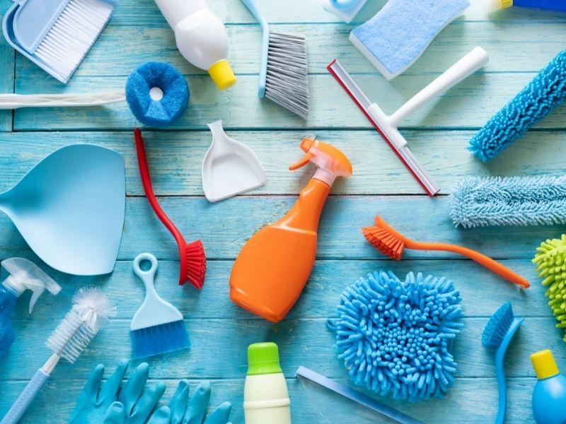 Dịch vụ dọn dẹp nhà cửa chuyên nghiệp rất phổ biến