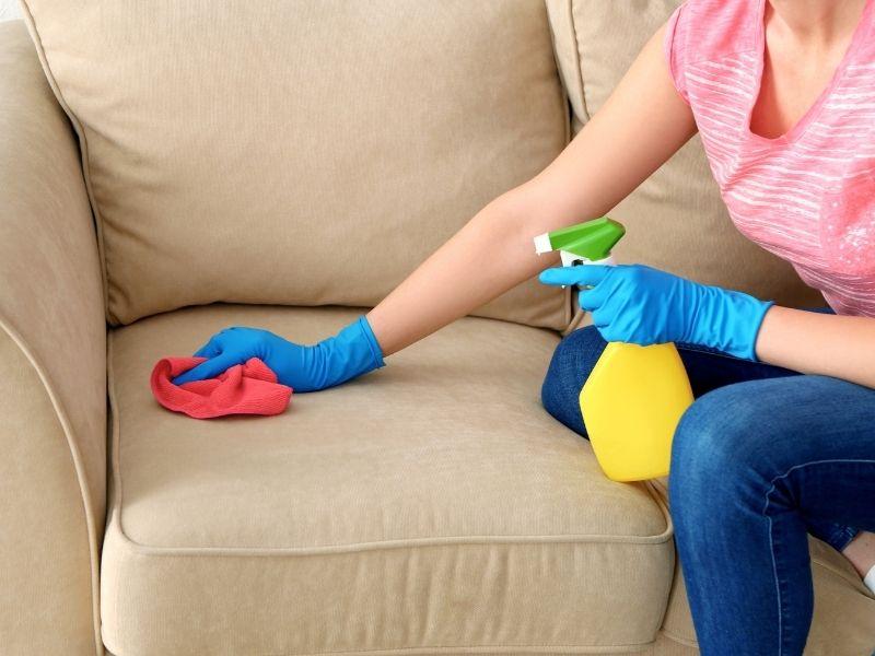 Dịch vụ giặt ghế salon chuyên nghiệp, uy tín hàng đầu khu vực TPHCM
