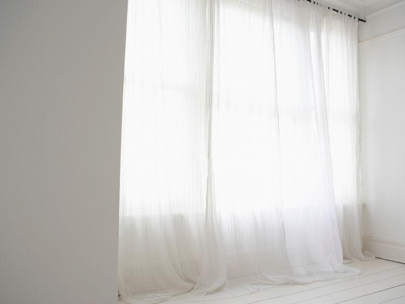 Dịch vụ giặt màn trọn gói chất lượng nhất khu vực Hà Nội
