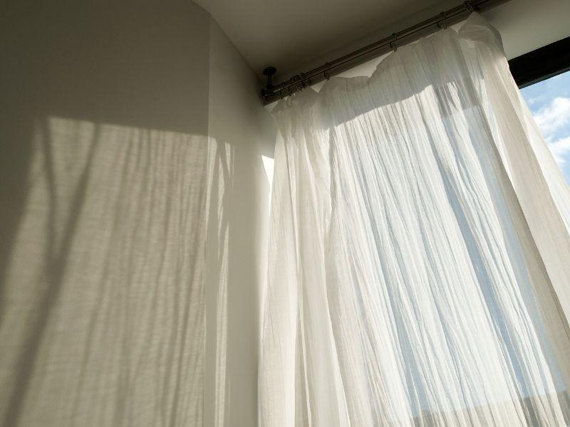 Dịch vụ giặt màn trọn gói chất lượng nhất khu vực Hải Phòng