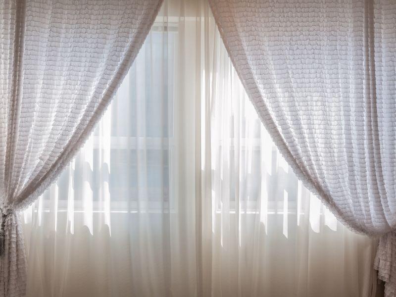 Dịch vụ giặt màn trọn gói chất lượng nhất khu vực TP.HCM