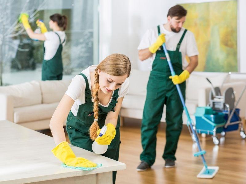 Dịch vụ thuê người giúp việc theo giờ