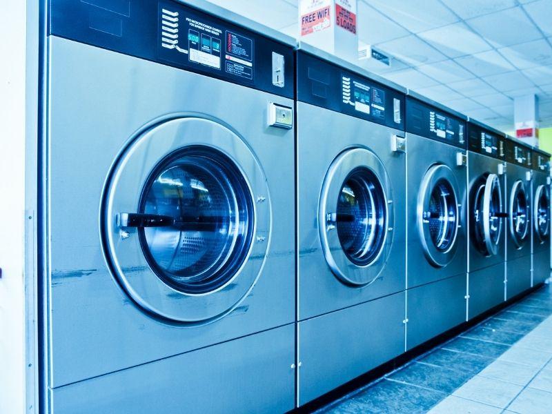 Giặt thảm yoga bằng máy giặt