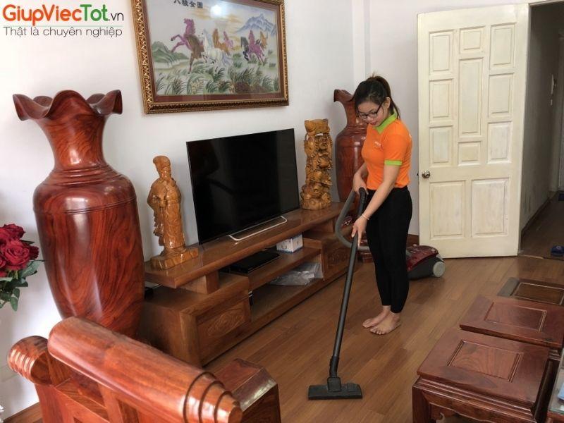 Giúp Việc Tốt cung cấp dịch vụ dọn dẹp nhà cửa chuyên nghiệp