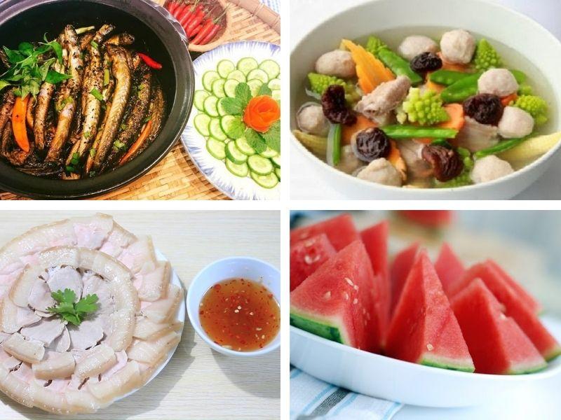 Món ăn ngon mỗi ngày miền bắc