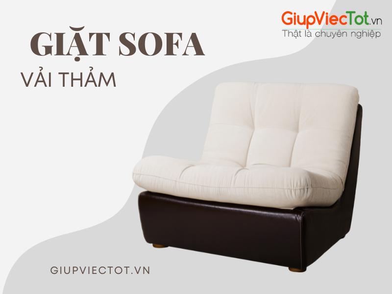 Hướng Dẫn Cách Giặt Sofa Vải Thảm Hiệu Quả Tiết Kiệm Nhất