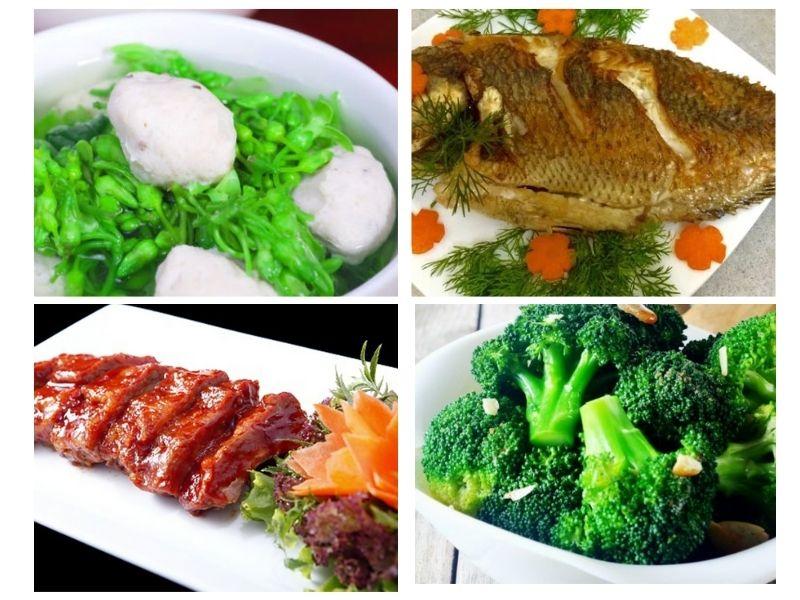 Tối nay ăn gì ở Hà Nội