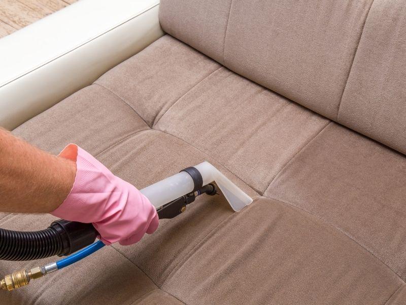 cách làm sạch sofa