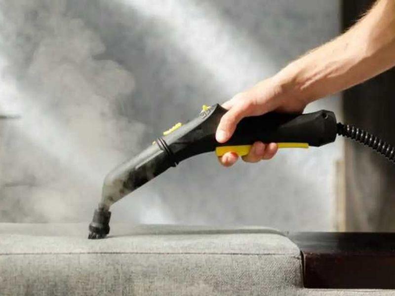 dịch vụ giặt sopha bằng hơi nước nóng