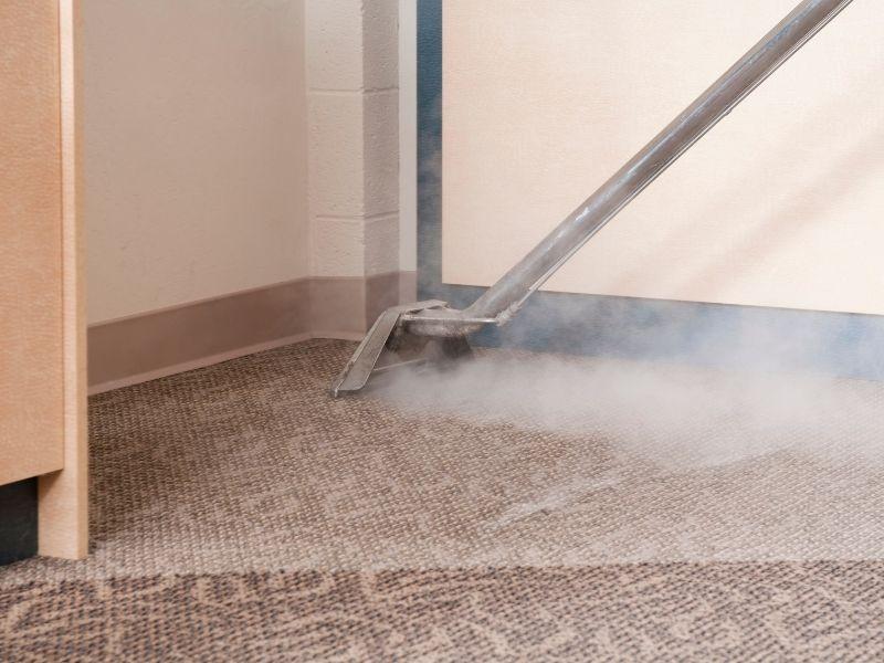 giặt thảm hơi nước