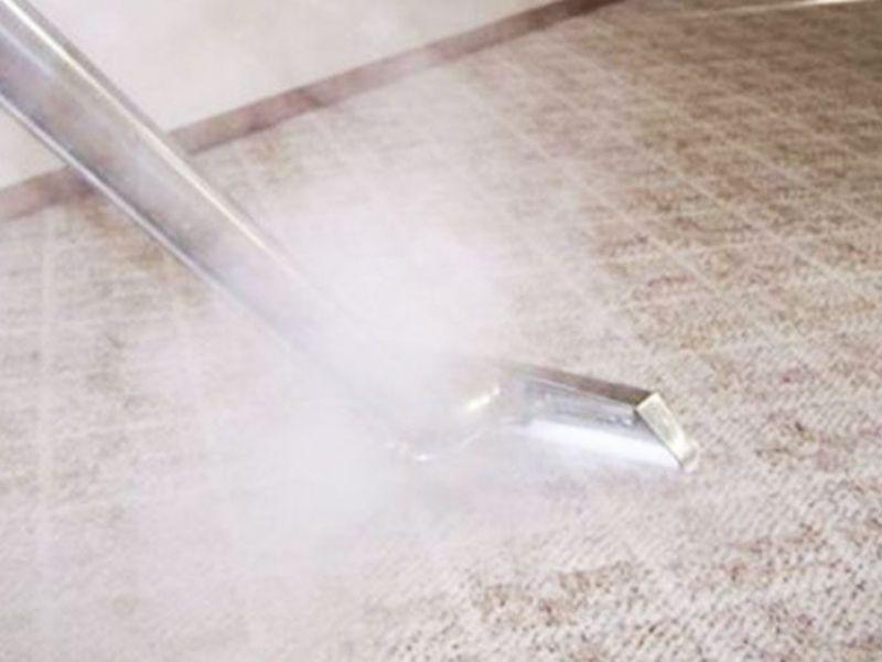 giặt thảm sàn bằng hơi nước
