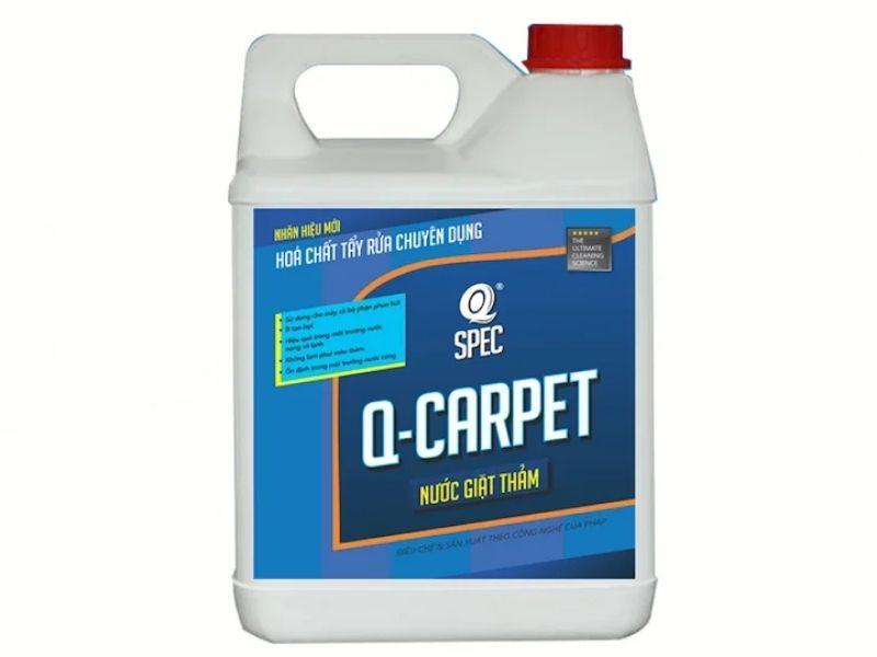 hóa chất giặt thảm sàn nhà