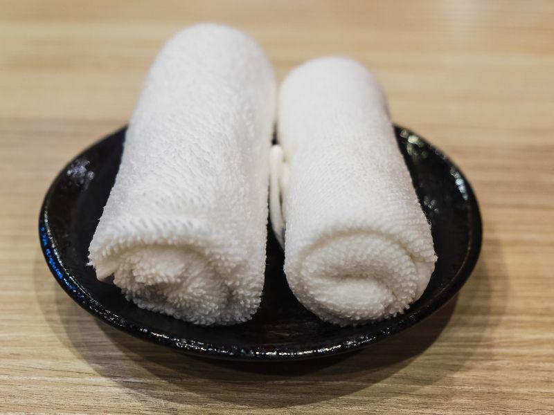 khăn ẩm