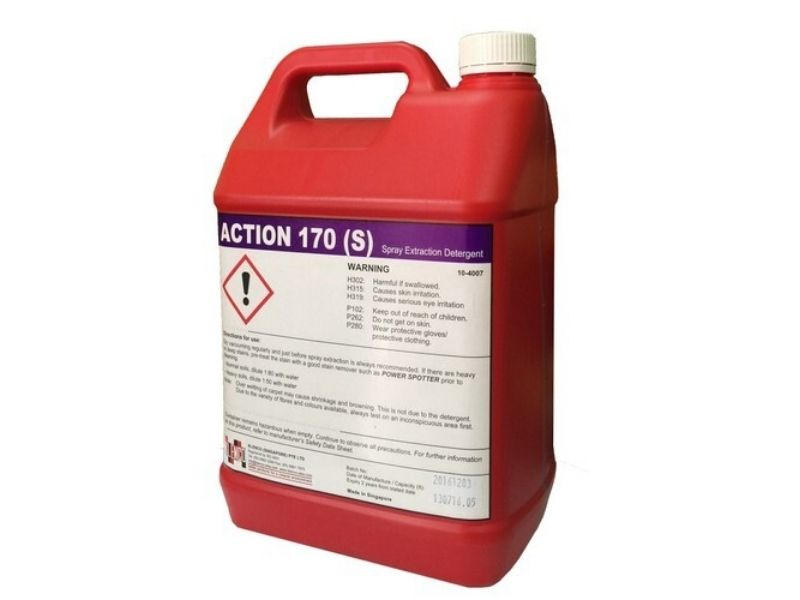 nước giặt thảm Klenco Action 170-S
