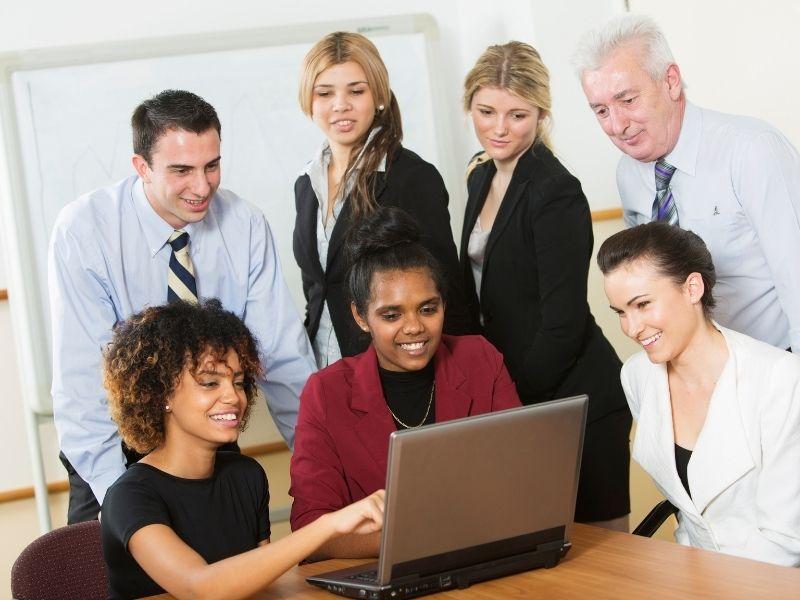 tăng hiệu suất làm việc của nhân viên