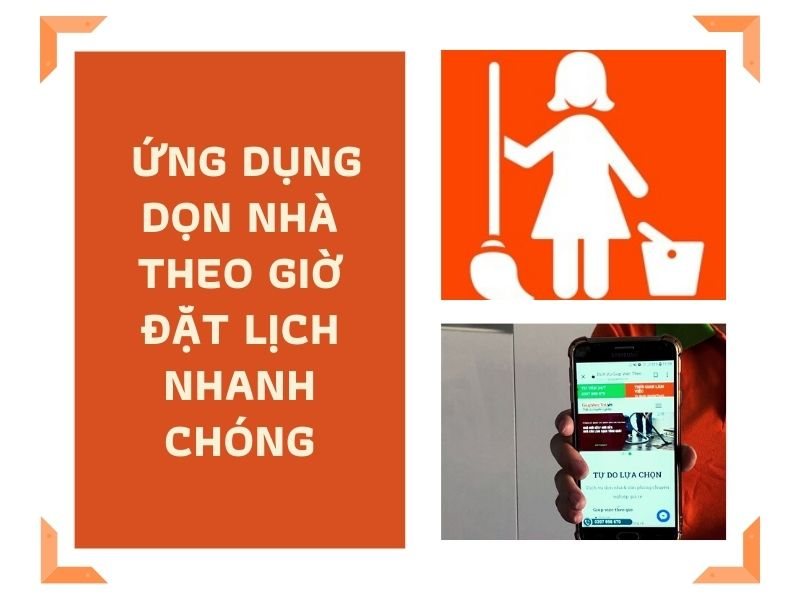 ung-dung-don-nha-theo-gio