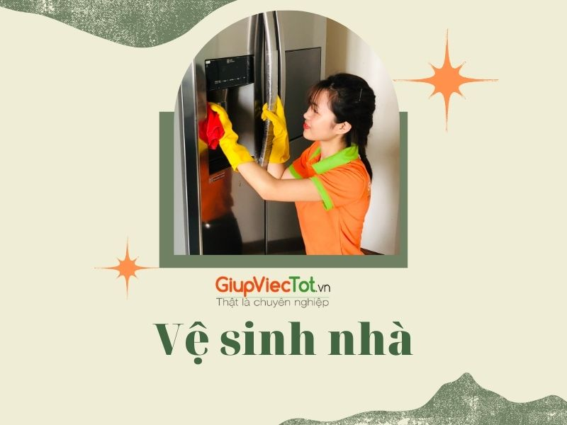 [Mách bạn] Muốn vệ sinh nhà sạch bạn cần biết những điều này