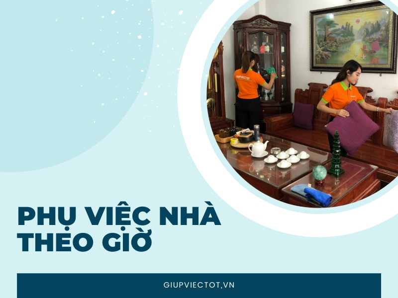 Tìm Việc Làm Giúp Việc Nhà Lương Cao Đãi Ngộ Tốt Hà Nội | GiupViecTot.vn
