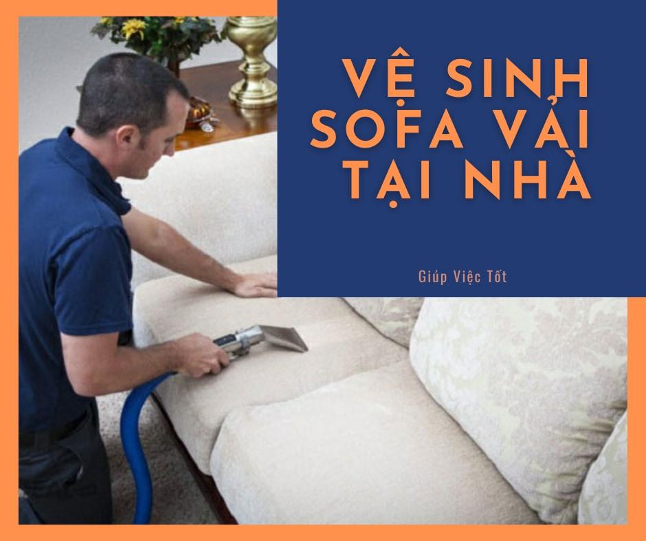 [Bạn đã biết] Tất tần tật về dịch vụ vệ sinh ghế sofa tại nhà